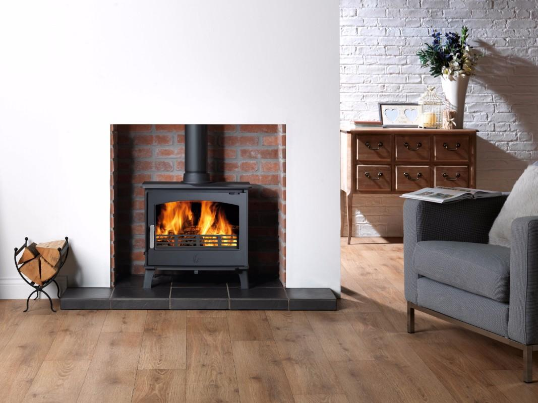 ACR Hopwood - 6kw Multi Fuel Stove