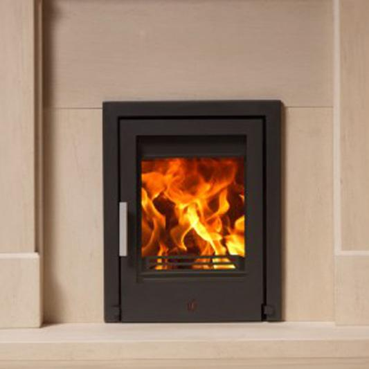 ACR Tenby T400 Inset - 5kw Multi Fuel Stove