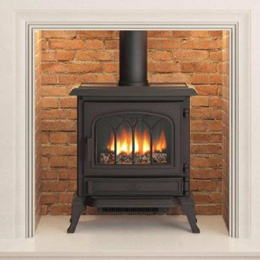 Broseley Canterbury - 2kw Electric Stove