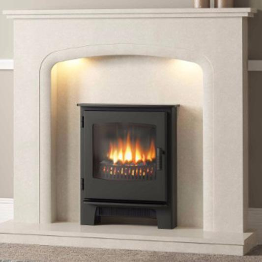 Broseley Evolution Desire Inset - 2kw Electric Stove