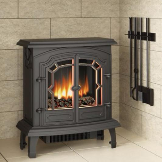 Broseley Lincoln - 2kw Electric Stove