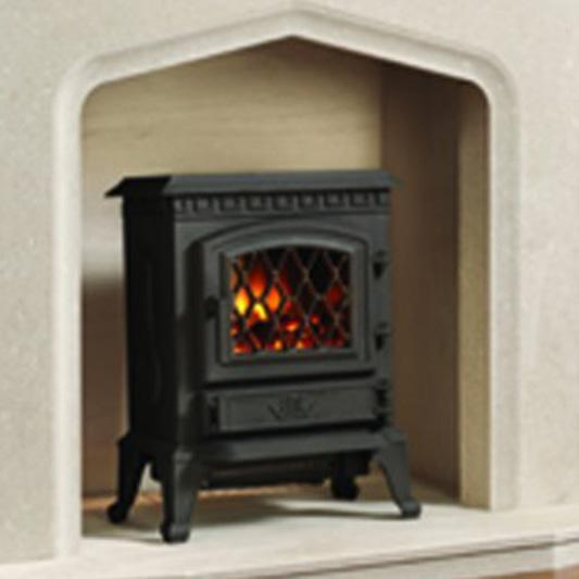Broseley York Midi - 2kw Electric Stove