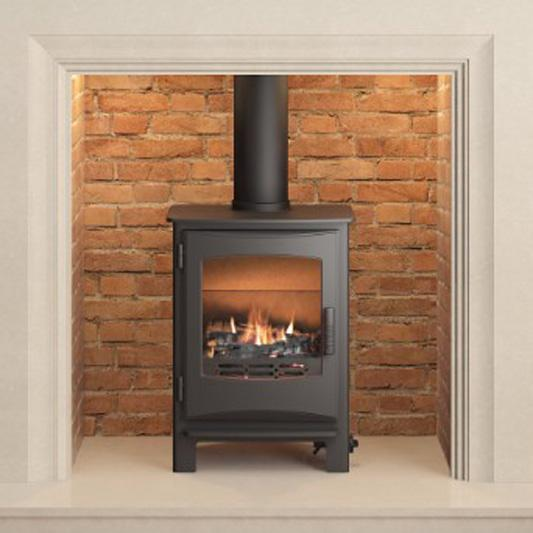 Broseley Evolution Ignite - 3.5kw LPG Gas Stove