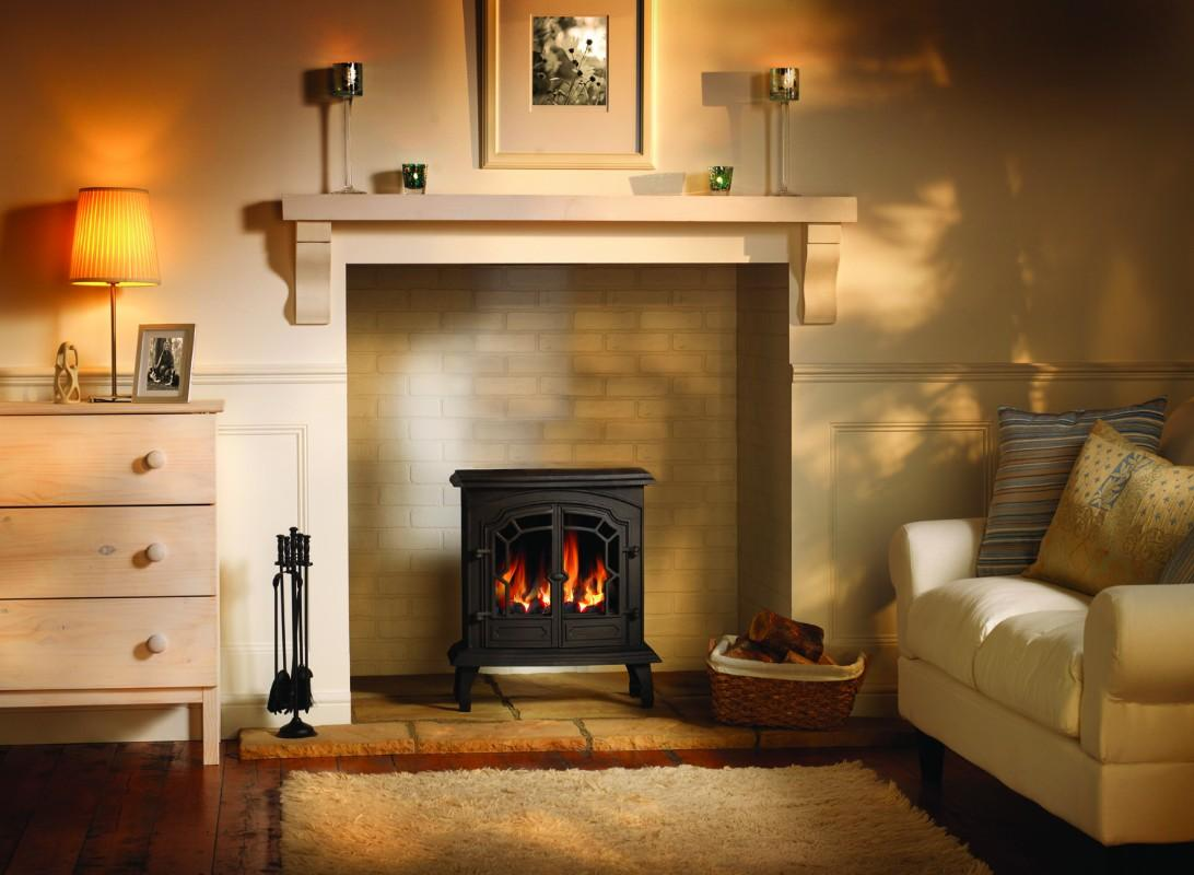 Broseley Lincoln - 4.6kw Gas Stove
