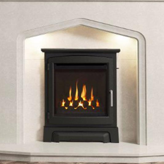 Broseley Evolution Deepline - 4.2kw Inset Gas Stove