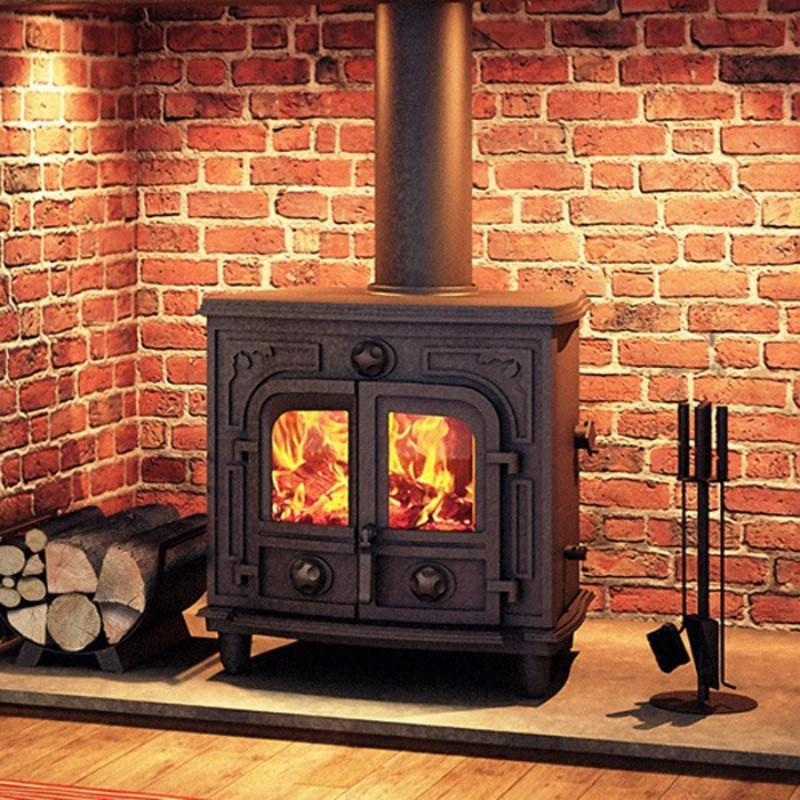 Broseley Hercules 30 Multi Fuel Boiler Stove