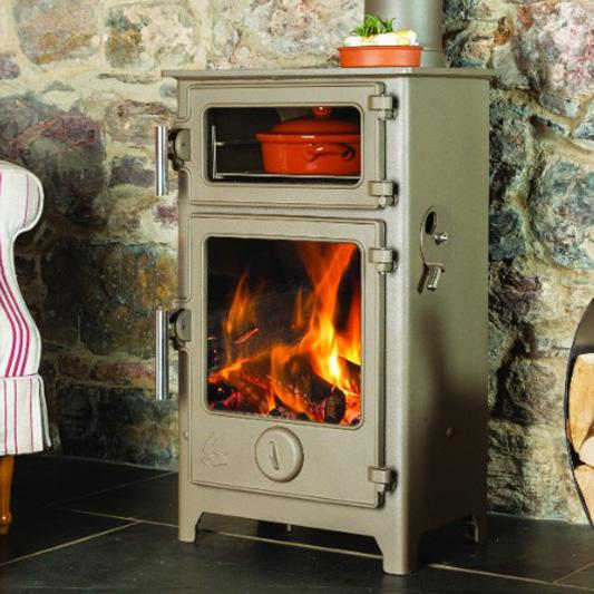 Dean Baker 5 - Woodburning or Multi Fuel Stove