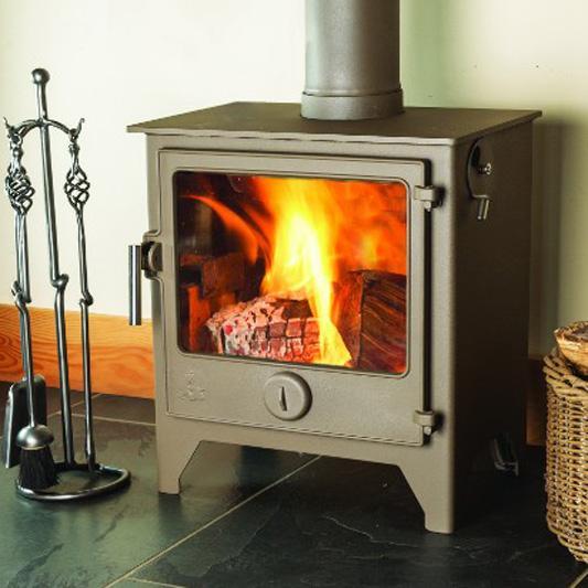 Dean Dartmoor 8 - 8kw Woodburning and Multi Fuel Stove