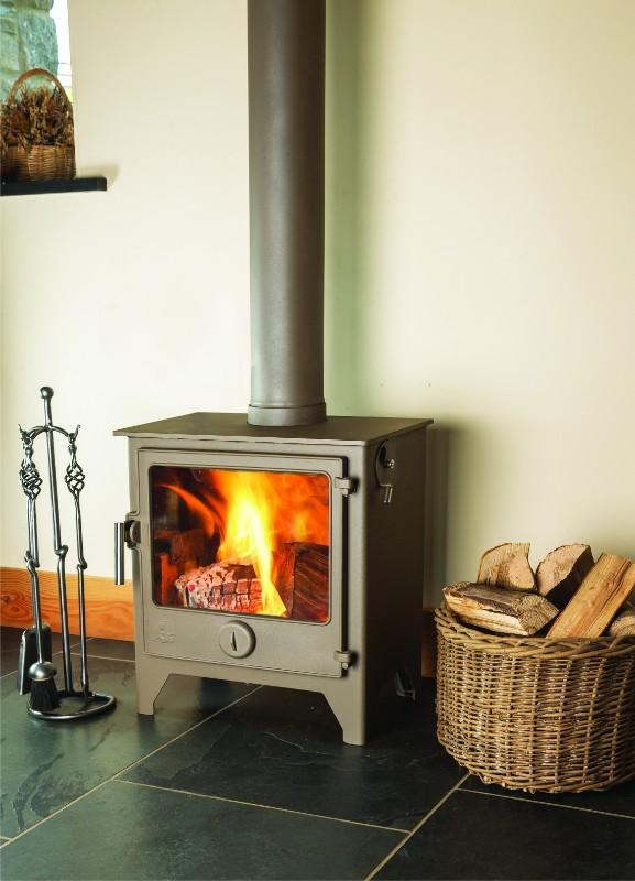 Dean Dartmoor 6 - 6.5kw Woodburning or Multi Fuel Stove