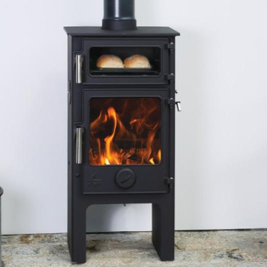 Dean Baker Plus 5 - Woodburning or Multi Fuel Stove