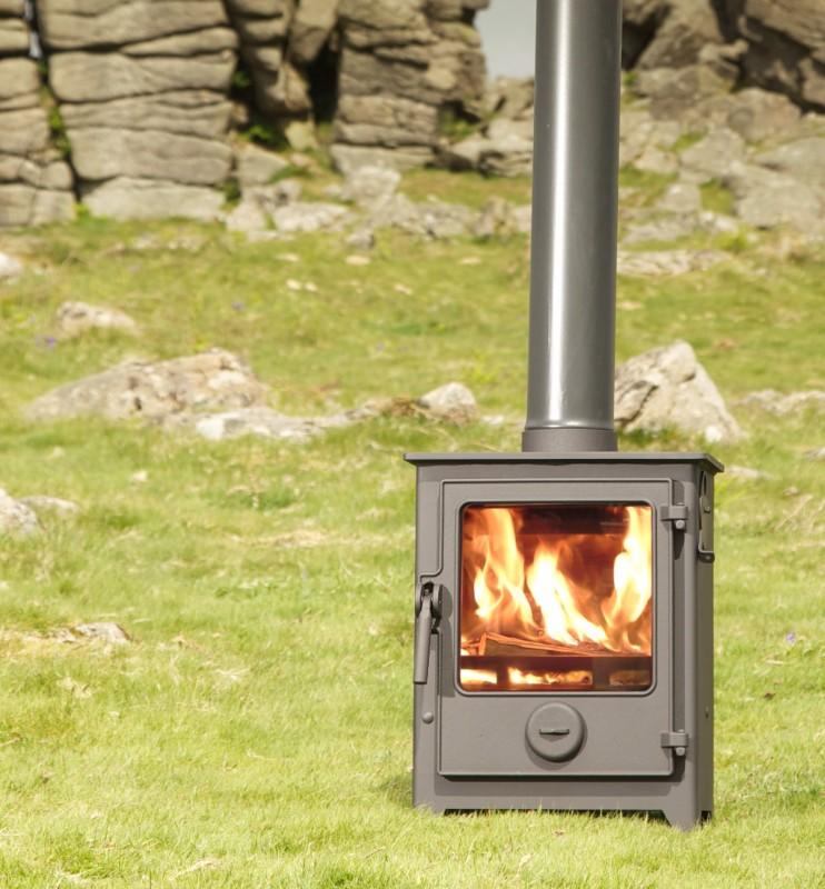 Dean Stoves Dartmoor 5 Woodburning or Multi Fuel Stove