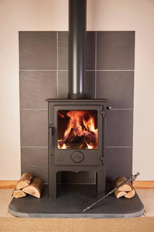 Dean Foxworthy - 5kw Woodburning or Multi Fuel Stoves