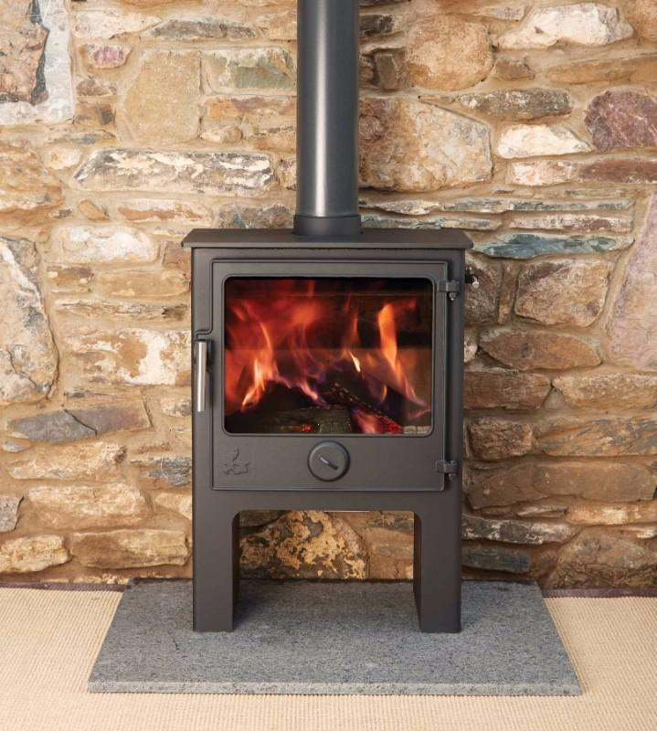 Dean Huccaby - 5kw Woodburning or Multi Fuel Stove