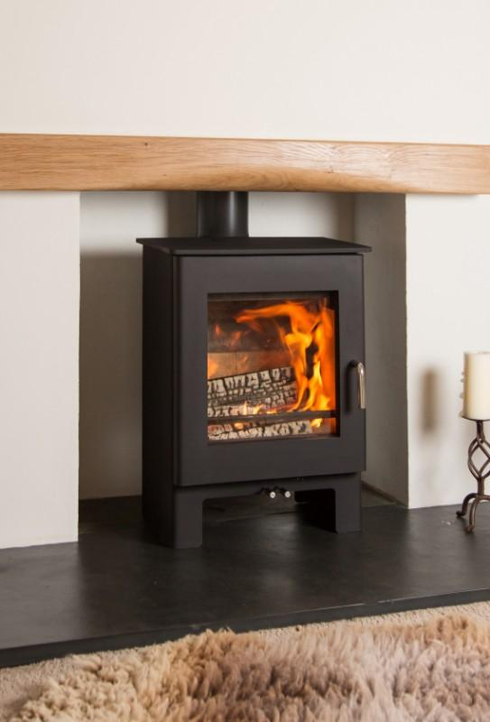 Dean Sherford 5 Woodburning Stove