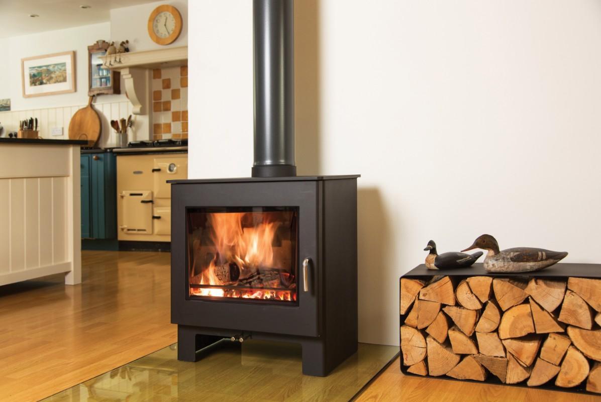 Dean Sherford Slimline 5 - Woodburning Stove