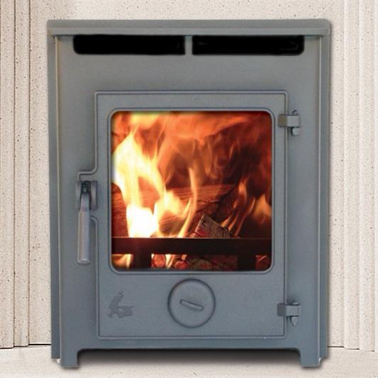 Dean Dartmoor 5 Inset - 5kw Multi Fuel Stove