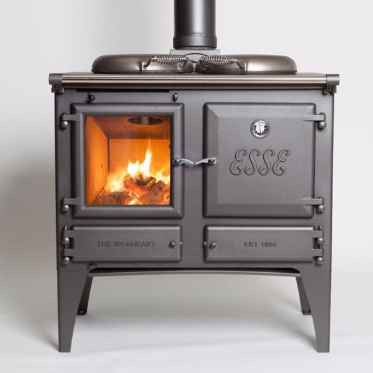 Esse Ironheart Multi Fuel Stove and Range Cooker in One