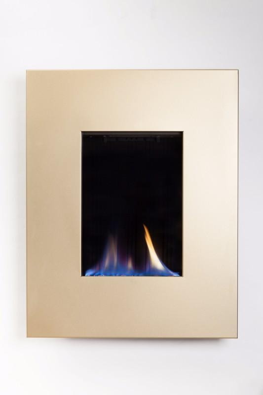 Esse 39 Portrait - 2.4kw Flueless Gas Fire