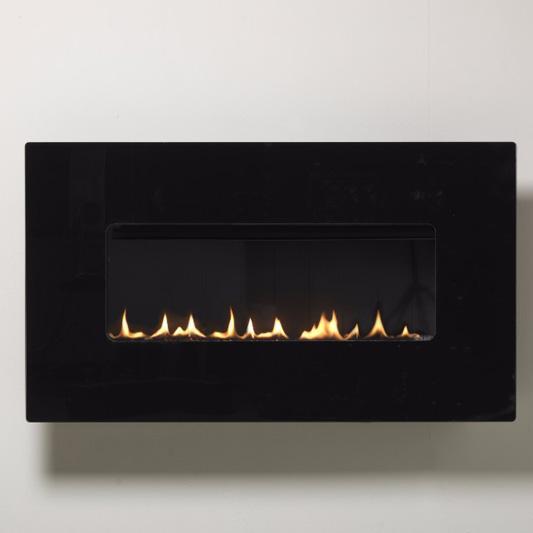 Esse 48 Landscape - 3.5kw Flueless Gas Fire