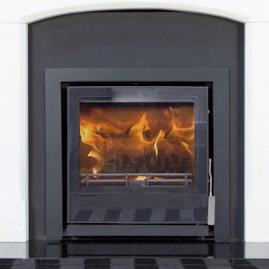 Mendip Christon Inset 550 - 4.7kw Woodburning Stove