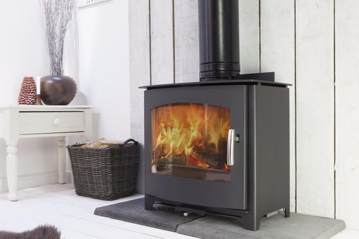 Mendip Churchill 8SE Multi-Fuel Stove