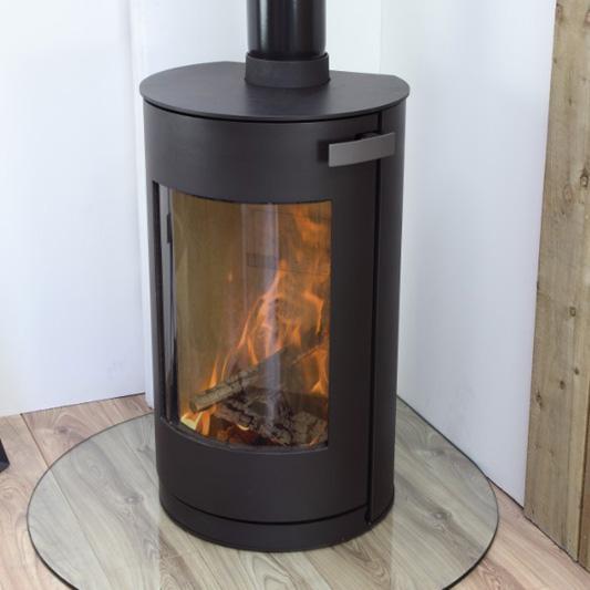 Mendip Somerton II Compact - 7.0kw Woodburning Stove