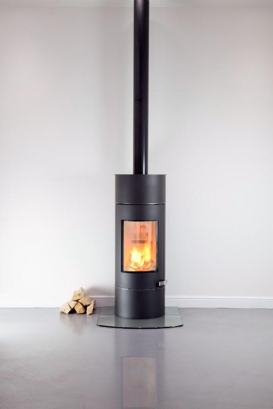Mendip Somerton II Tall Woodburning Stove