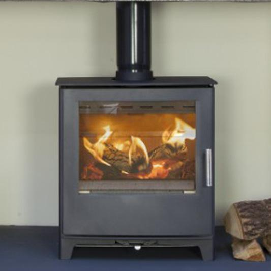 Mendip The Woodland 5kw Multi Fuel Stove