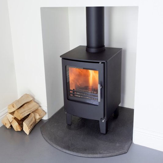 Westfire Series One 4.9kw Woodburning Stove