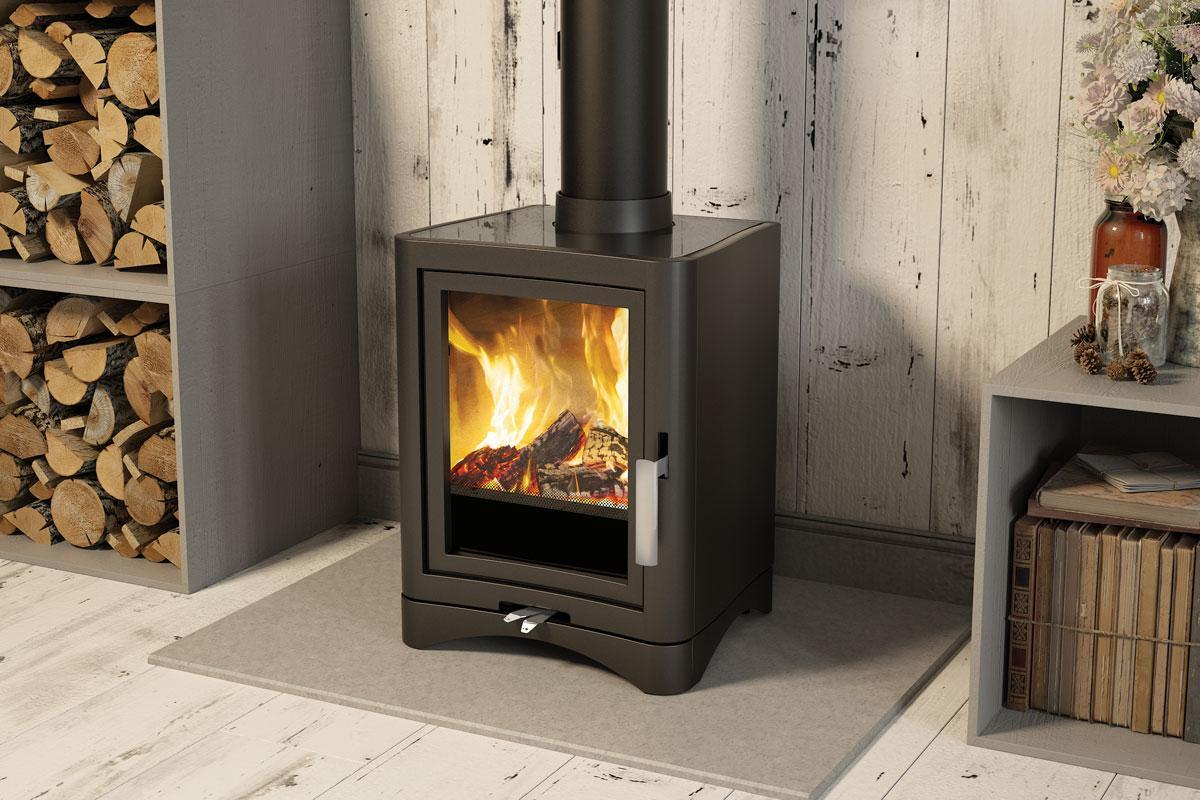 Broseley Evolution 5 Deluxe Multi Fuel Stove