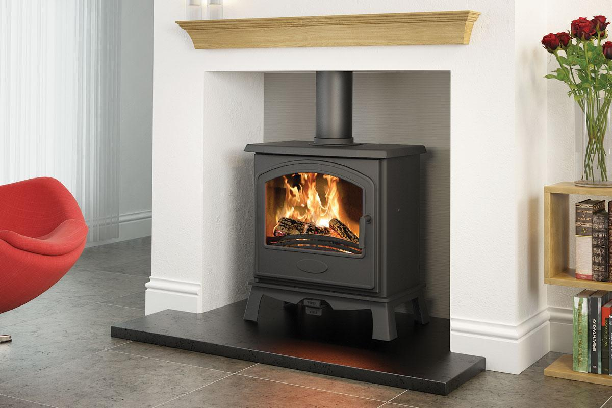 Broseley Hereford 7kw Multi Fuel Stove