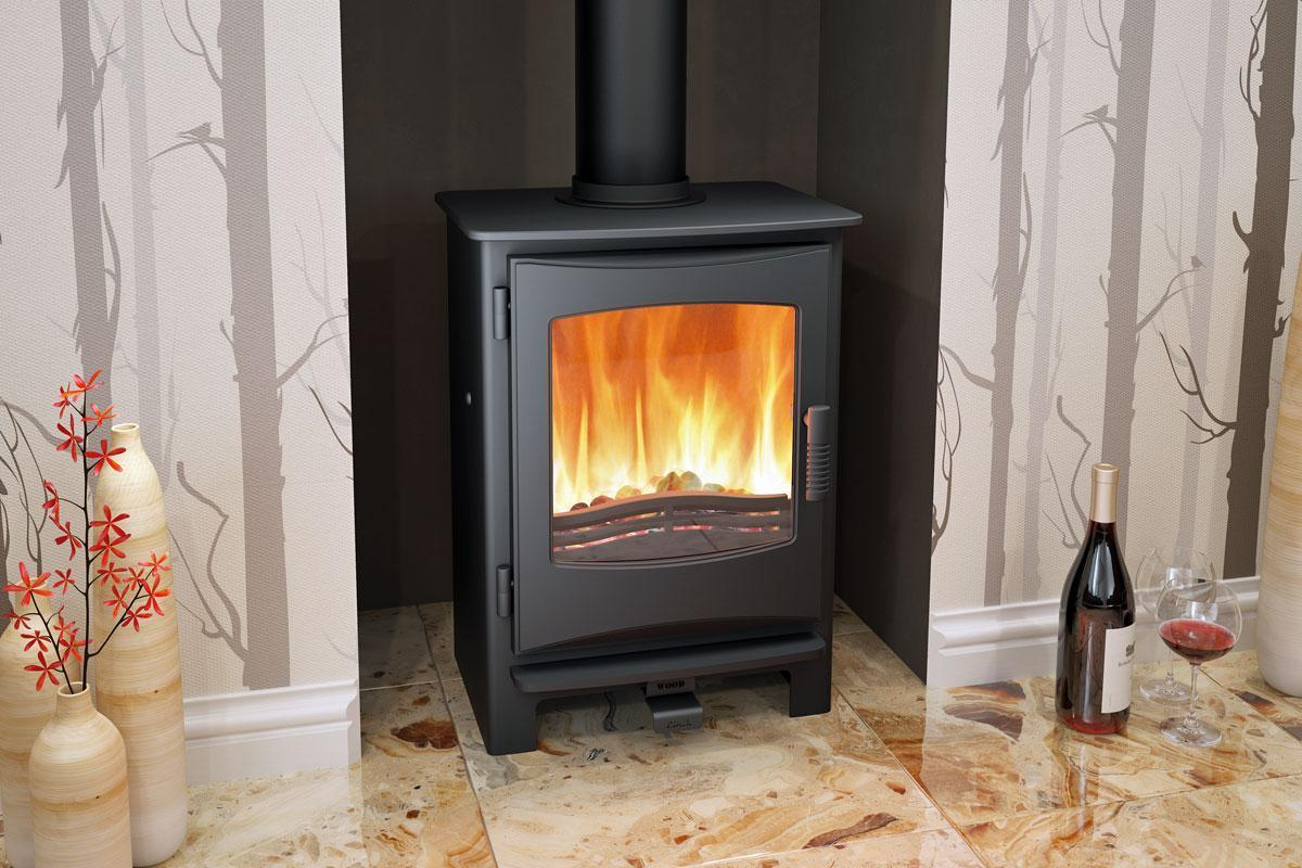 Broseley Evolution Ignite 5kw Multi Fuel Stove