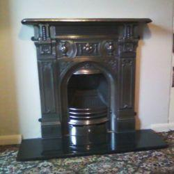 Carron Large Victorian Combination Fire Surround