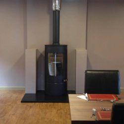 Mendip Somerton 7kw wood burner