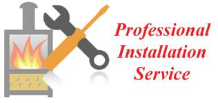 Professional installation service